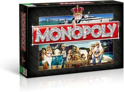 Winning Moves 44246 - Monopoly - Die Geissens