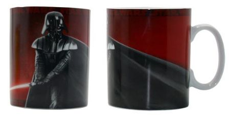 STAR WARS -  Gift Box - Darth Vader - T-Shirt und Tasse – Bild 3