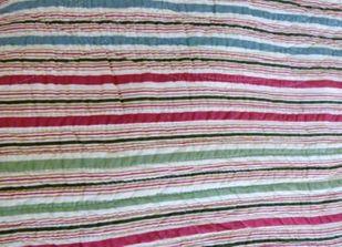 Quilt Rose Garden Patchwork Cottagestyle 180x260cm – Bild 3