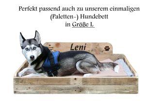 Hundekissen SOFTSHELL COMFORT 90 x 65 x 9 cm mit PETFAB Füllung anthrazit – Bild 10