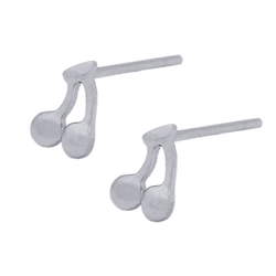 1 Paar Ohrstecker Ohrringe Echt 925 Silber Ohrschmuck Ohr Motiv Kirsche Kreuz Fisch Stern No Yes Symbol