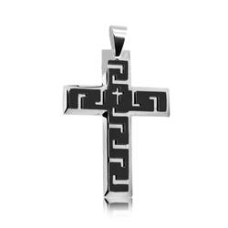 tumundo Anhänger Mit Genschenkbox Kreuz Kruzifix Thor-Hammer Silbern Mjölnir Hantel Boxhandschuh Sport Kette Herren Etui