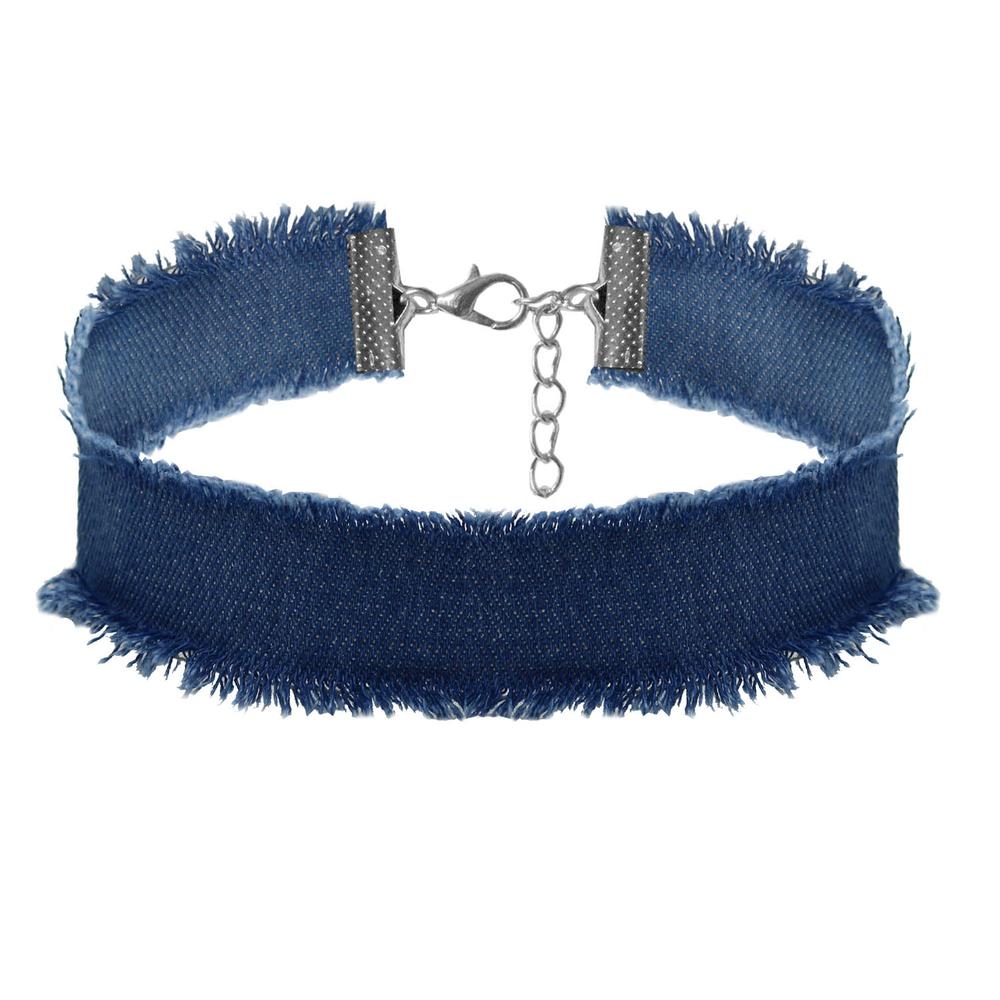 Damen-Halsband-Choker-Samt-Kropfband-Halskette-Kette-Spitze-Vintage-Gothic-Punk Indexbild 20