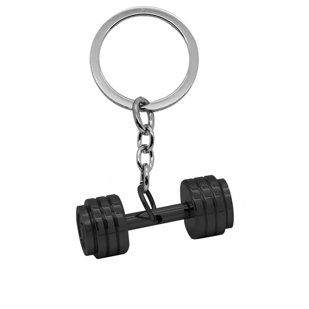 half off 6ed1c 951e2 Schlüssel-Anhänger Schlüsselring Autoschlüssel Schlüsselbund Hantel Gewicht  Sport Fitness Gewichtheben Edelstahl tumundo