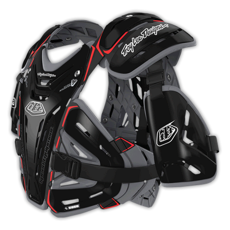 Bodyguard 5955 Chest Protector Black 001