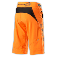 Ruckus Shorts Orange 003