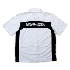 Pit Shirt White/Gray 002