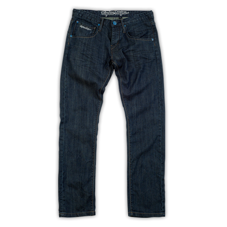 BMX Slim Jean Dark Worn 001