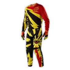 GP Pant Cyclops Yellow 004