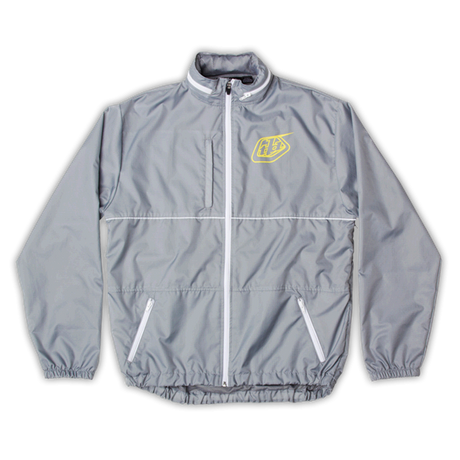 Windsor Tech Windbreaker Gray 001