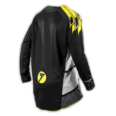 Seven Rival Jersey Boneless Black/Yellow 002