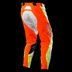 SE Pro Pant Corse White/Orange 003