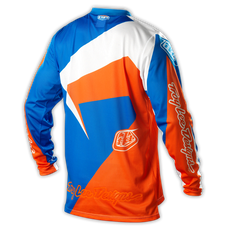 GP Air Jersey Verse Blue/Orange  003