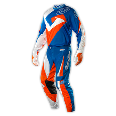 GP Air Jersey Verse Blue/Orange  004