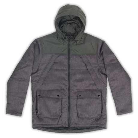 Escape Jacket Charcoal 001