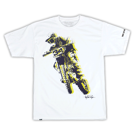 Malcolm Tee White 001