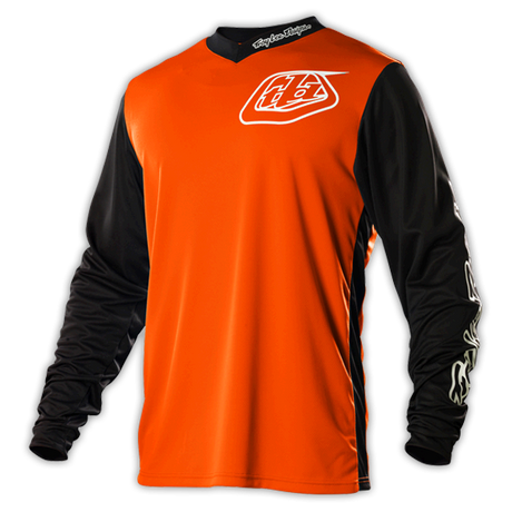 GP Jersey Hot Rod Orange 001