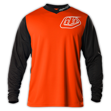 GP Jersey Hot Rod Orange 002