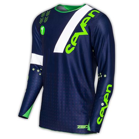 Seven Zero Jersey League Navy 001
