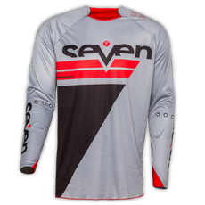 Seven Rival Jersey Rize Gray/Red 002