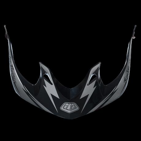 A1 Visor Cyclops Gloss Black 001
