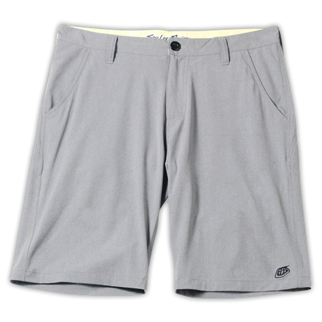 LCQ Crossover Shorts Heather Gray 001