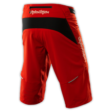 Skyline Race Short Red 003