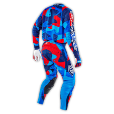 SE Air Pant Cosmic Camo Blue 006