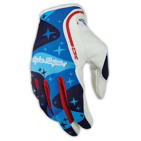 XC Glove Cosmic Camo Blue 001