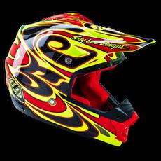 SE3 Helm Reflection Yellow 002
