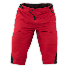 Ruckus Short Ripstop Deep Red 002