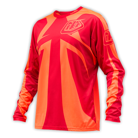 Sprint Jersey Reflex Rocket Red 001