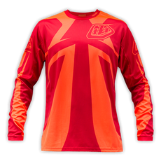 Sprint Jersey Reflex Rocket Red 002