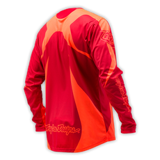 Sprint Jersey Reflex Rocket Red 003