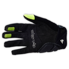 Ruckus Glove Flo Yellow 002