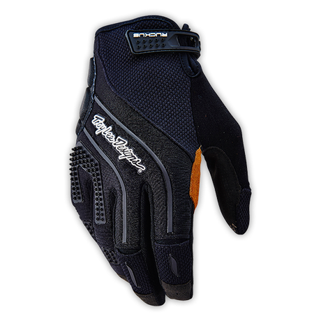 Ruckus Glove Black 001