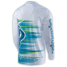 GP AIR JERSEY ELECTRO WHITE 003