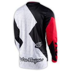 GP JERSEY QUEST RED/WHITE/BLACK 003