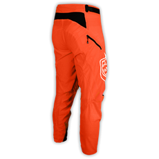 Sprint Pant Solid Orange 002