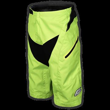 Moto Short Chartreuse 001
