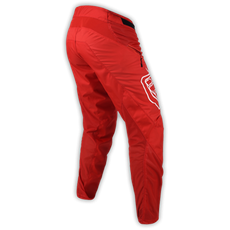 SPRINT PANT RED 002