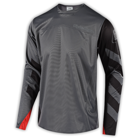 SPRINT ELITE JERSEY ESCAPE GRAY/BLACK 001