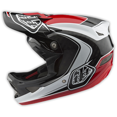 D3 HELM CARBON (MIPS) MIRAGE RED 002
