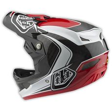 D3 HELM CARBON (MIPS) MIRAGE RED 003