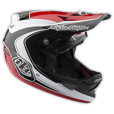 D3 HELM CARBON (MIPS) MIRAGE RED 007