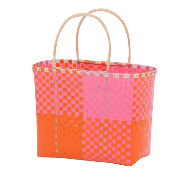 Overbeck and Friends Shopper Ines pink-orange