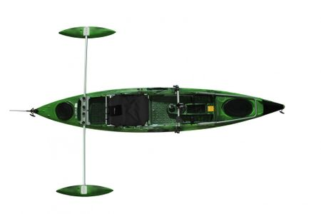 Tahe Marine Fit 132 SOT PE Deluxe Angler – Bild 1