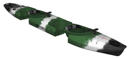 Point65 Martini Tandem GTX mit Anglerausstattung – Bild 1