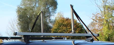 Prijon Senkrechtstützen Edelstahl für Nutsysteme – Bild 3