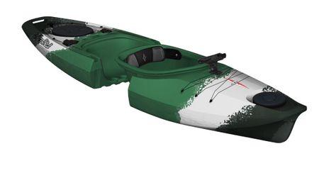 Point65 Martini Solo GTX mit Anglerausstattung – Bild 1